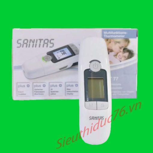 Nhiệt kế điện tử Sanitas SFT 77