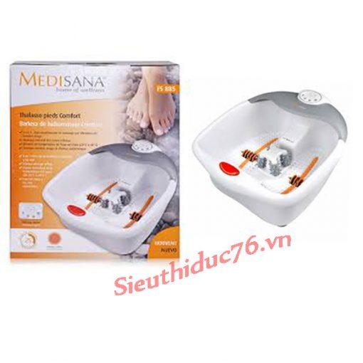 imagesBồn massage ngâm chân làm nóng nước Medisana FS-885 của Đức