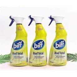 Nước tẩy rửa sành sứ, bồn cầu Biff 750ml của Đức