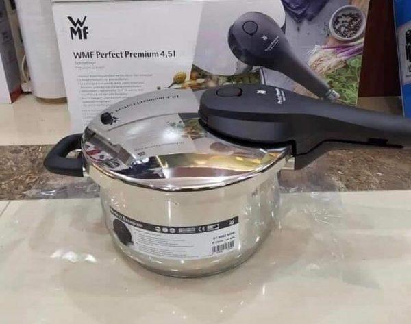 Nồi áp suất WMF Perfect Premium 4,5 lít của Đức