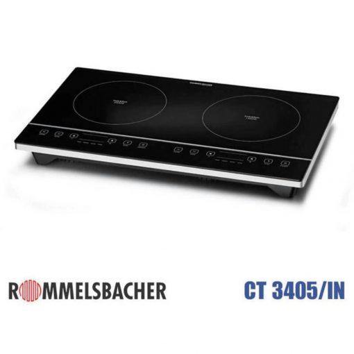 Bếp từ đôi Rommelsbacher CT 3405/IN nhập Đức