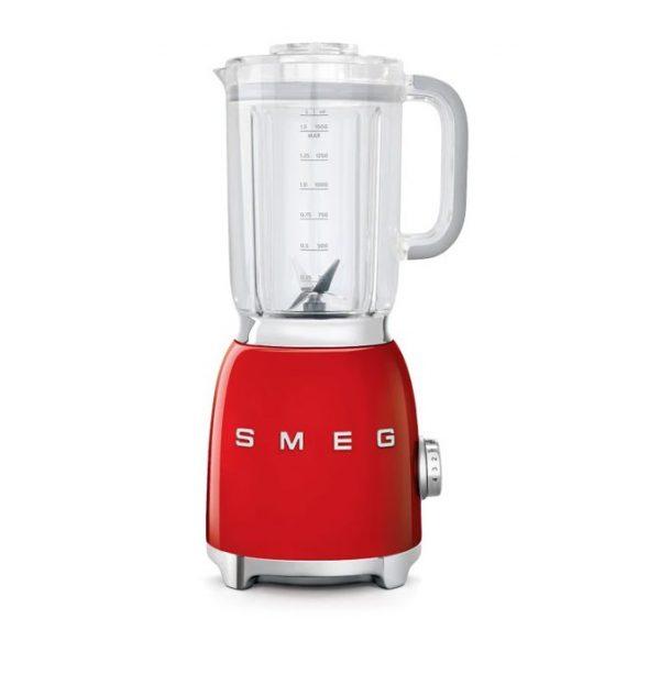 Máy xay sinh tố SMEG màu đỏ của Đức