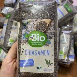 Hạt Chia Samen hữu cơ Dm Bio 300g Nhập Đức